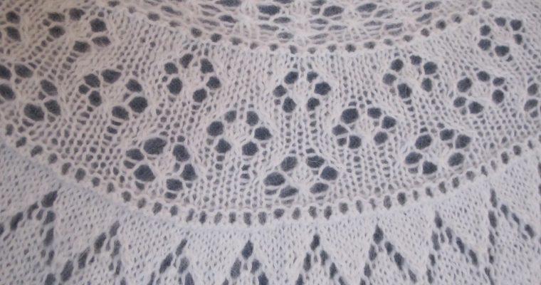 Lace – hulmønstre